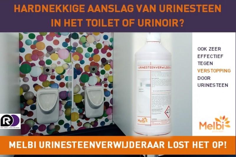 Urinesteen verwijderen